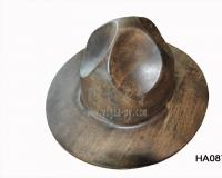 仿旧展示帽架 HA087